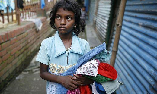 Auch in Bangladesch sind Kinderehen allgegenwärtig