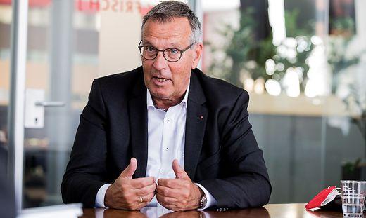 Gernot Nischelwitzer, Vorsitzender ZPV Kärnten