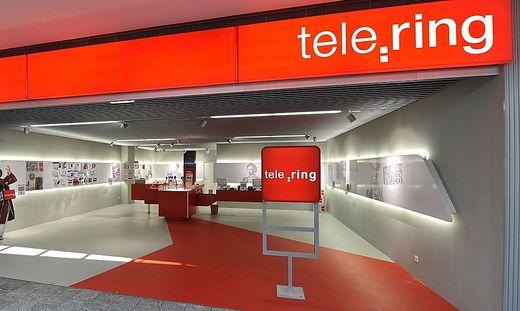 tele.ring-Shops gibt es schon länger nicht mehr. Nun verschwindet die Marke komplett