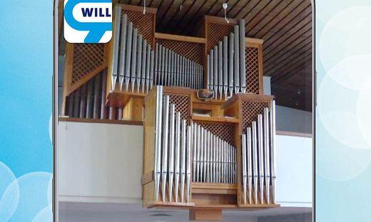 Die Pfarrgemeinde Rosenau verkauft ihre lang gediente Kirchenorgel