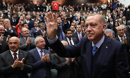 TURKEY-POLITICS-PARTY-AKP