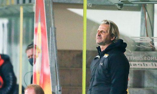 Hartberg-Trainer Markus Schopp