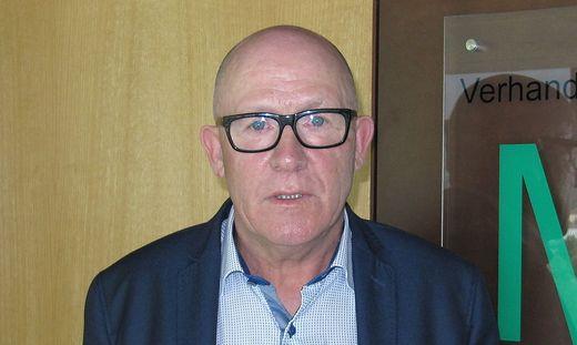 Leobens Gemeinderat Walter Reiter
