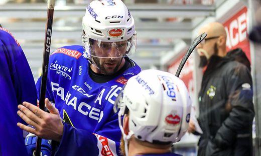 Sharp war gegen Znaim der Matchwinner mit zwei Treffern