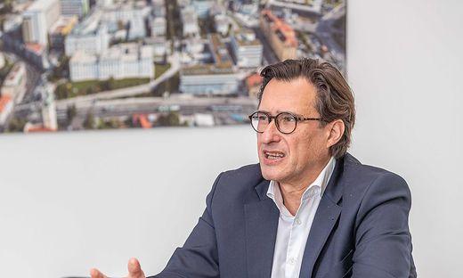 Wolfgang Köle, steirischer Covid-Koordinator und ärztlicher Direktor LKH Uniklinikum Graz