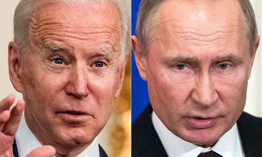 Biden-Putin-Gipfel am 16. Juni in Genf