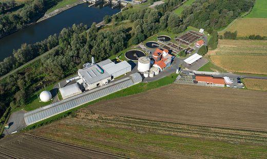 Die 2016 eröffnete Naturgasanlage in Straß kam wegen technischer Probleme nie richtig ins Laufen