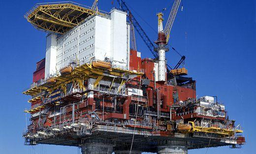 Das Öl der Nordsee macht Norwegen reich