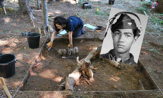 Die Ausgrabungen fanden vergangenen Sommer in Hohenthurn statt