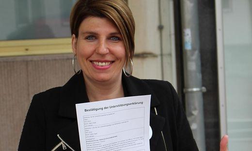 Das Volksbegehren braucht noch 15.000 Unterschriften