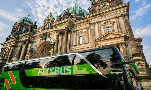 Flixbus Graz