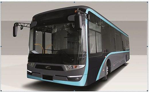 CSR-Eleketrobussse