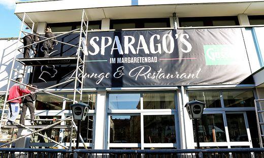 Hat unter neuem Namen wieder aufgesperrt: Das Lokal im Margaretenbad