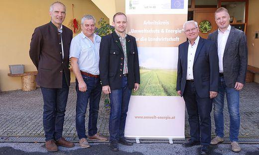 Arbeitskreis 'Umweltschutz & Energie fuer die Landwirtschaft'