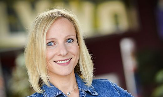Geschäftsführerin Elisabeth Laas