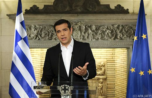 Mazedonien-Kompromiss im griechischen Parlament