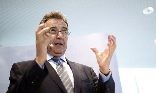 Gerhard Roiss verlässt den Verbund