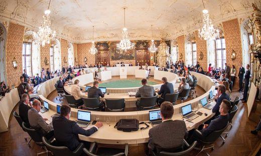 Der steirische Landtag wird neu gewählt