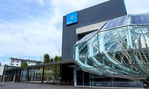 Die Zentrale der AVL in Graz