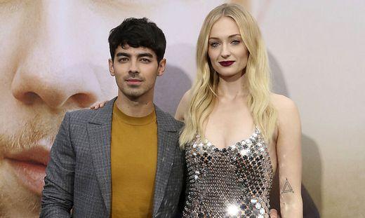 Joe Jonas und Sophie Turner wurden Eltern