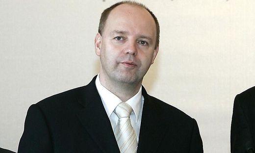 Pavol Rusko auf einem Archivbild
