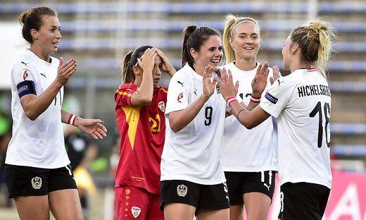Österreichs Fußballerinnen testen im März zwei Mal gegen die Schweiz