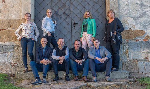 Das Team im Regionalbüro Leibnitz