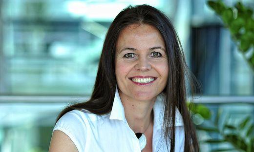 Alexandra Liegl arbeitet an der FH Kärnten
