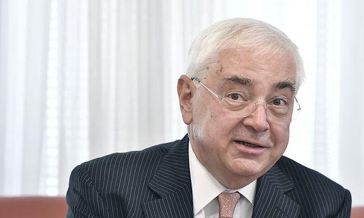 Casinos-Aufsichtsratschef Walter Rothensteiner