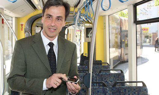 Siegfried Nagl Straßenbahn