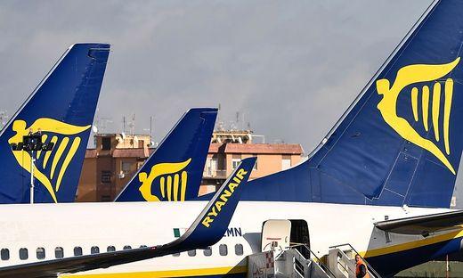 Tarifvertrag : Nach Streikwelle 2018: Ryanair vor Einigung mit Gewerkschaft
