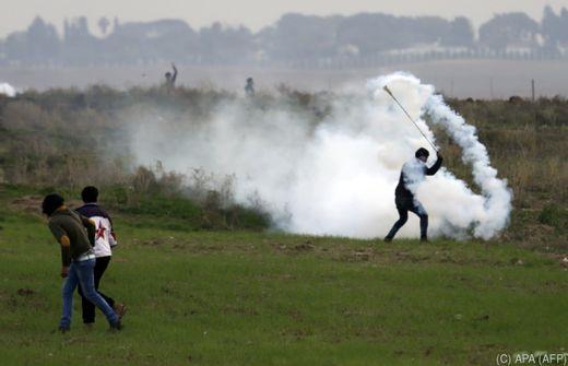 Raketen aus dem Gazastreifen abgefangen
