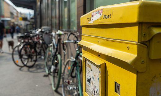 Aus für dir Post in der Annenstraße