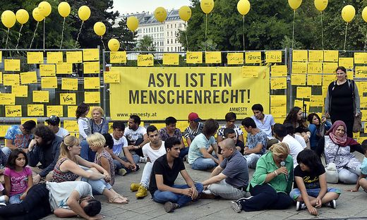 AMNESTY INTERNATIONAL AKTION: