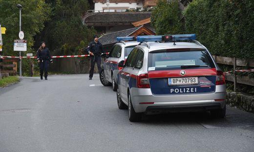 TIROL: POLIZEI ERMITTELT IN KITZB�HEL WEGEN F�NFFACHEN MORDES