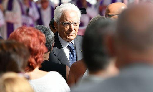 ITALY-POLITICS-ACCIDENT-BRIDGE-CEREMONY-ANNIVERSARY