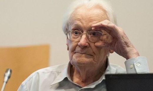 SS-Mann Oskar Gröning ist tot