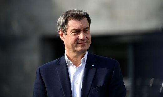TREFFEN VON BK KURZ (OeVP) UND MP SOeDER (CSU)