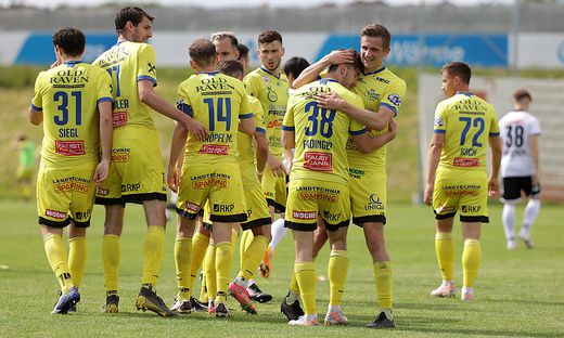 SOCCER - 2. Liga, Juniors OOE vs Lafnitz