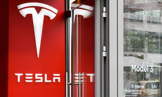 Die Tesla-Aktie legt an einem Tag 20 Prozent zu