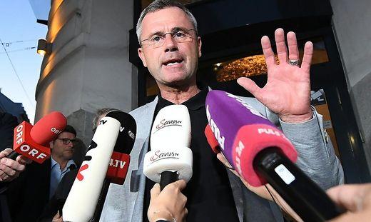 Norbert Hofer (FPÖ)