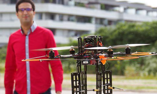 Drohnen kommen in Katastrophengebieten und für eilige Lieferungen zum Einsatz