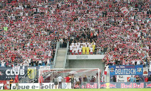 SOCCER - RB Leipzig vs Stoke, test match