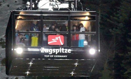Stundelange Rettungsaktion im Tiroler Außerfern