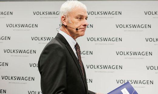 Schluss für Müller bei Porsche SE