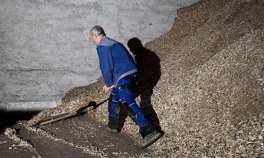Eines der geförderten Biomasse-Kraftwerke