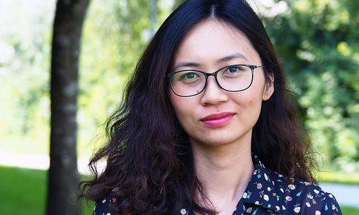 Die Mathematikerin Tram Thi Ngoc Nguyen
