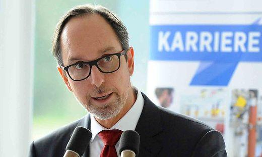 IV-Präsident Timo Springer