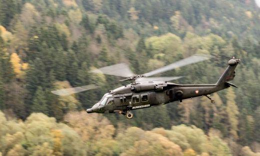 Unter anderem wird der S-70 Black Hawk zu sehen sein