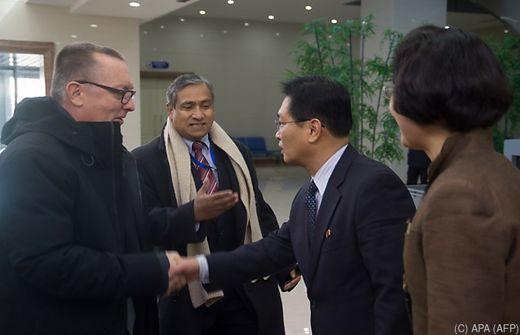 Die Nummer zwei der UNO reist für Gespräche nach Nordkorea
